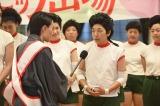 オリンピック出場が決まった河西昌江(安藤サクラ)ら東洋の魔女たち(C)NHK