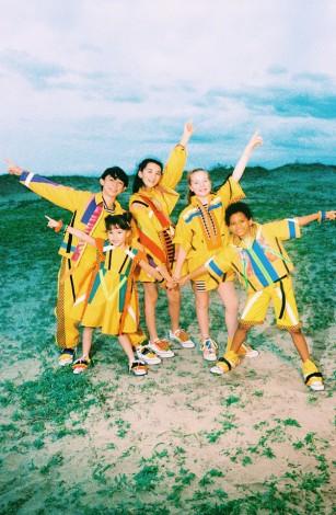 英語ネイティブな5人組「Foorin team E」 Photo by Takako Noel