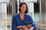 ドラマBiz『ハル 〜総合商社の女〜』第7話より。主人公・海原晴(中谷美紀)(C)テレビ東京