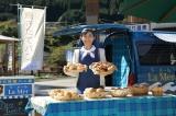 夏子(田中美里)が売るおいしそうなパンも見どころ(C)テレビ東京