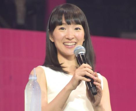 Rakuten Optimism 2019 ビジネスカンファレンスの『スペシャルコンテンツ』に参加した近藤麻理恵氏 (C)ORICON NewS inc.