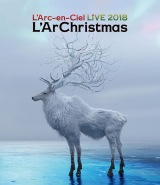 『LIVE 2018 L'ArChristmas』Blu-ray通常版ジャケット