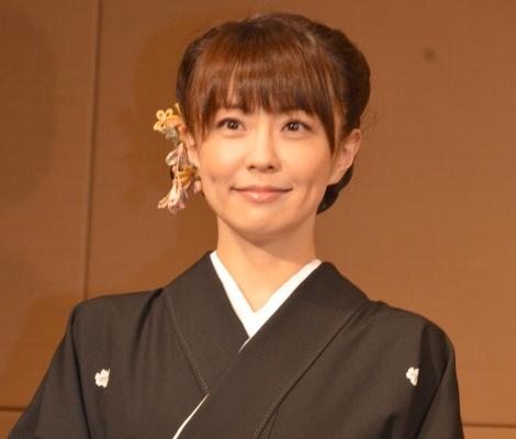 舞台『罪のない嘘〜毎日がエイプリルフール〜』記者発表に登壇した小林麻耶 (C)ORICON NewS inc.