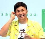 ミニライブで笑顔のンダホ=1stアルバム『僕らの色 みんなの色』記念イベントに出席 (C)ORICON NewS inc.