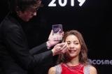 美容プラットホーム「@cosme BEAUTY AWARDS 2019」授賞式の様子