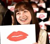 映画『午前0時、キスしに来てよ』先行上映舞台あいさつに登壇した橋本環奈 (C)ORICON NewS inc.