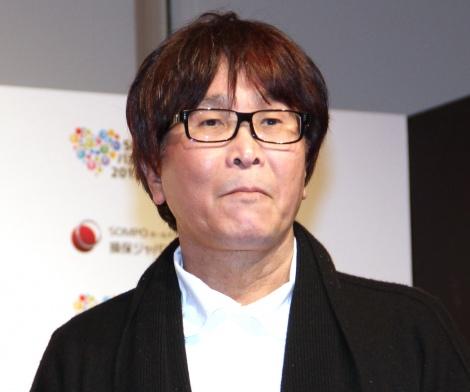 『SOMPOパラリンアートカップ2019』の表彰式に参加した高橋陽一 (C)ORICON NewS inc.