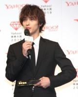 「Yahoo!検索大賞」で大賞を受賞した横浜流星 (C)ORICON NewS inc.