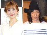 離婚を報告した(左から)神田沙也加、村田充 (C)ORICON NewS inc.