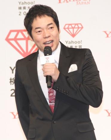 「Yahoo!検索大賞」授賞式で司会を務めた今田耕司 (C)ORICON NewS inc.
