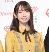 「Yahoo!検索大賞」でアイドル部門を受賞した日向坂46・金村美玖 (C)ORICON NewS inc.