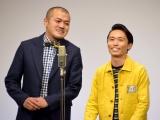 『M-1グランプリ』準決勝まで残ったカミナリ (C)ORICON NewS inc.