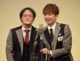 『M-1グランプリ』準決勝まで残ったアインシュタイン (C)ORICON NewS inc.