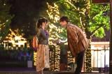 映画『午前0時、キスしに来てよ』から夜の遊園地デートシーン(C)2019映画『午前0時、キスしに来てよ』製作委員会