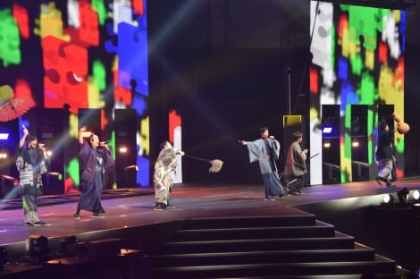 熱唱するフィッシャーズ =『YouTube FanFest』 (C)ORICON NewS inc.