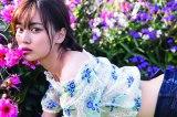 1st写真集『忘れられない人』の発売が決定した乃木坂46・山下美月(撮影/須江隆治)