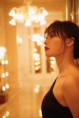 『BE BEAUTIFUL  Aya Omasa Beauty Book』の収録カット(C)SDP