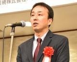 『新藤兼人賞』金賞に選ばれた村上浩康監督 (C)ORICON NewS inc.