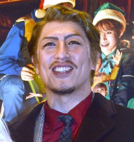 ミュージカル『ELF the musical』公開ゲネプロ後囲み取材に登壇した吉田メタル (C)ORICON NewS inc.