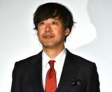 3DCGアニメーション作品『ルパン三世 THE FIRST』の初日舞台あいさつに登壇した山崎貴監督 (C)ORICON NewS inc.