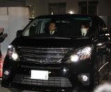 沢尻エリカ被告をのせた車 (C)ORICON NewS inc.