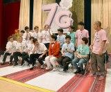 佐久間大介が「三千頭身さんが…」と天然ボケ=『7G 〜SEVENTH GENERATION〜』取材会 (C)ORICON NewS inc.