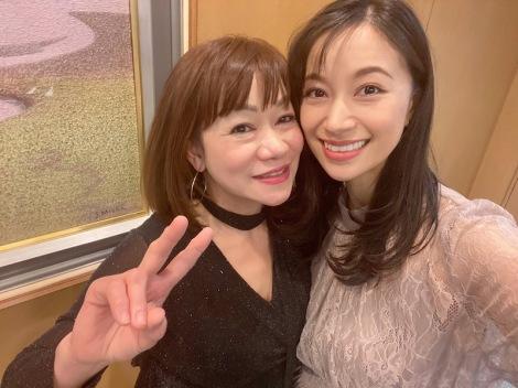 高橋ユウと美人母(写真は公式ブログより)