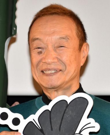 『シティーハンター THE MOVIE 史上最香のミッション』応援上映イベントに登場した神谷明 (C)ORICON NewS inc.