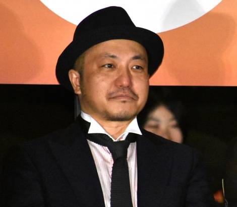 映画『ひとよ』の公開記念舞台あいさつに登壇した白石和彌監督 (C)ORICON NewS inc.