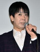 映画『ゴーストマスター』公開記念舞台あいさつに出席した手塚とおる (C)ORICON NewS inc.