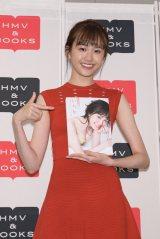 1st写真集『いちか』発売記念イベントを開催した尾碕真花