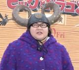 イケメン報道陣に生謝罪した安藤なつ (C)ORICON NewS inc.