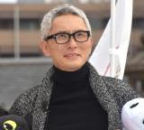 映画『ヒックとドラゴン 聖地への冒険』の大ヒット祈願イベントに出席した松重豊 (C)ORICON NewS inc.