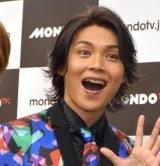 MONDO TV『ザ・純烈ショー!2』記者会見に登壇した純烈・白川裕二郎 (C)ORICON NewS inc.