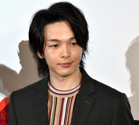 映画『屍人荘の殺人』イベントに登場した中村倫也 (C)ORICON NewS inc.