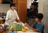 映画『ラストレター』で俳優デビューする降谷建志とMEGUMIの長男・降谷凪(右)(C)2020「ラストレター」製作委員会