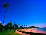 平祐奈が撮影したハワイの様子(写真は公式ブログより)