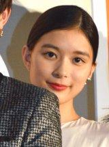 映画『記憶屋 あなたを忘れない』完成披露メモリアルイベントに登壇した芳根京子 (C)ORICON NewS inc.