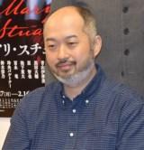舞台『メアリ・スチュアート』の制作発表会見に参加した森新太郎氏 (C)ORICON NewS inc.