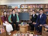 『有田と週刊プロレスと』ファイナルシーズン第23回の模様(C)flag Co.,Ltd.