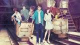 アニメ映画版『ぼくらの7日間戦争』のメインビジュアル (C)製作:ぼくらの 7 日間戦争製作委員会