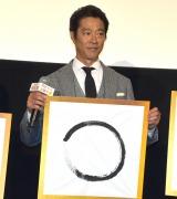 映画『決算!忠臣蔵』大ヒット御礼舞台あいさつに登壇した堤真一 (C)ORICON NewS inc.