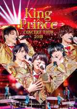 King & PrinceのライブBlu-ray/DVD『King & Prince CONCERT TOUR 2019』ジャケット(写真は通常盤)
