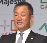 『2019 ドラフト新入団選手発表会』に出席した辻発彦監督 (C)ORICON NewS inc.