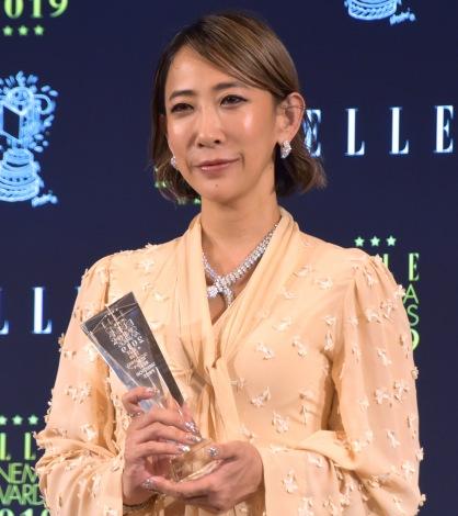 『エル シネマアワード2019』授賞式に出席した蜷川実花 (C)ORICON NewS inc.