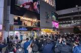 1stアルバム『木梨ファンク ザ・ベスト』リリース記念サプライズイベントの模様