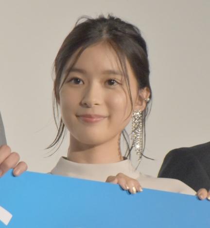 『ぼくらの7日間戦争』の公開初日舞台あいさつに登壇した芳根京子 (C)ORICON NewS inc.