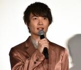 映画『屍人荘の殺人』の公開初日舞台あいさつに登壇した神木隆之介 (C)ORICON NewS inc.