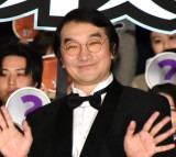 映画『屍人荘の殺人』の公開初日舞台あいさつに登壇した池田鉄洋 (C)ORICON NewS inc.