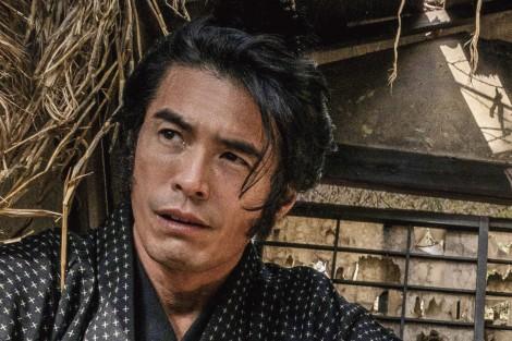 芹沢鴨役の伊藤英明(C)2020「燃えよ剣」製作委員会